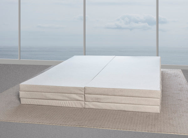 """La Luna 9"" modular latex mattress"