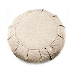 Organic Cotton Round Buckwheat Zafu - Dreamdesigns.ca
