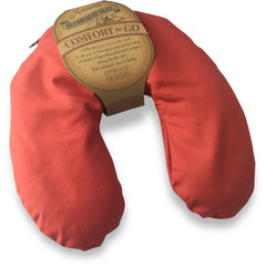 "Organic Buckwheat Neck Pillow ""Comfort to Go"""