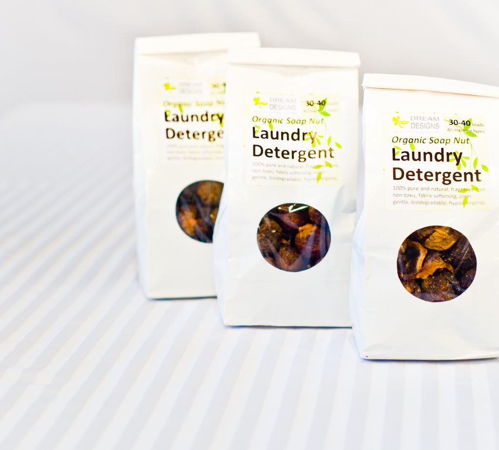 Soap Nut Laundry Detergent