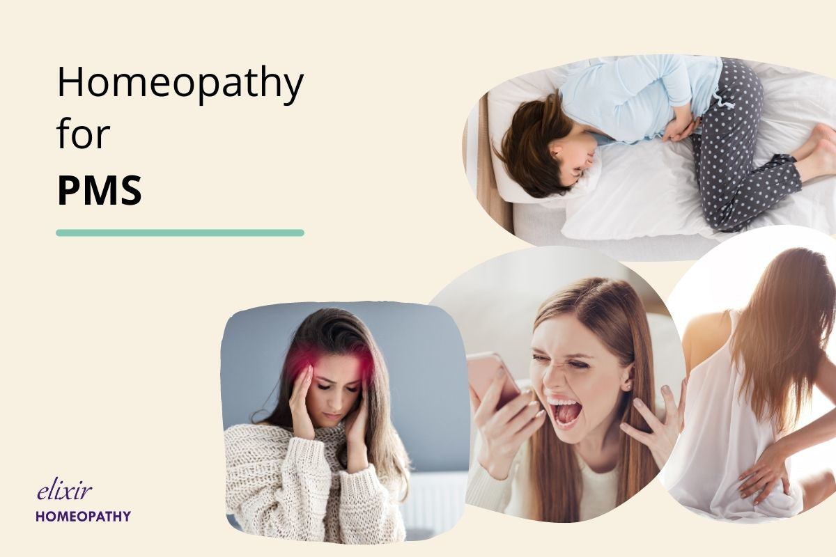 Homeopathy treatment for Premenstrual Syndrome.