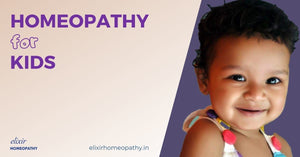 Homeopathy for kids is highly effective treatment. At Elixir Homeopathy, we have expert homeopathic doctor in Gurugram for treatment of children of all age groups.