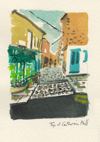 Frome Sketchbook 1