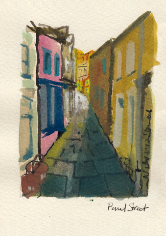Frome Sketchbook 2