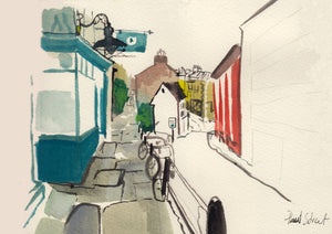 Frome Sketchbook 6