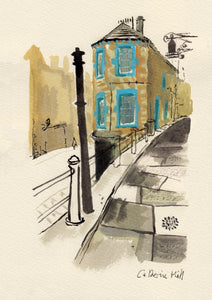 Frome Sketchbook 7