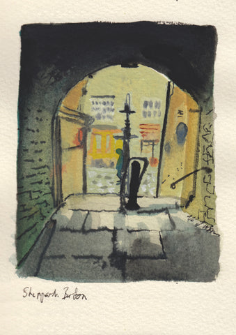Frome Sketchbook 4
