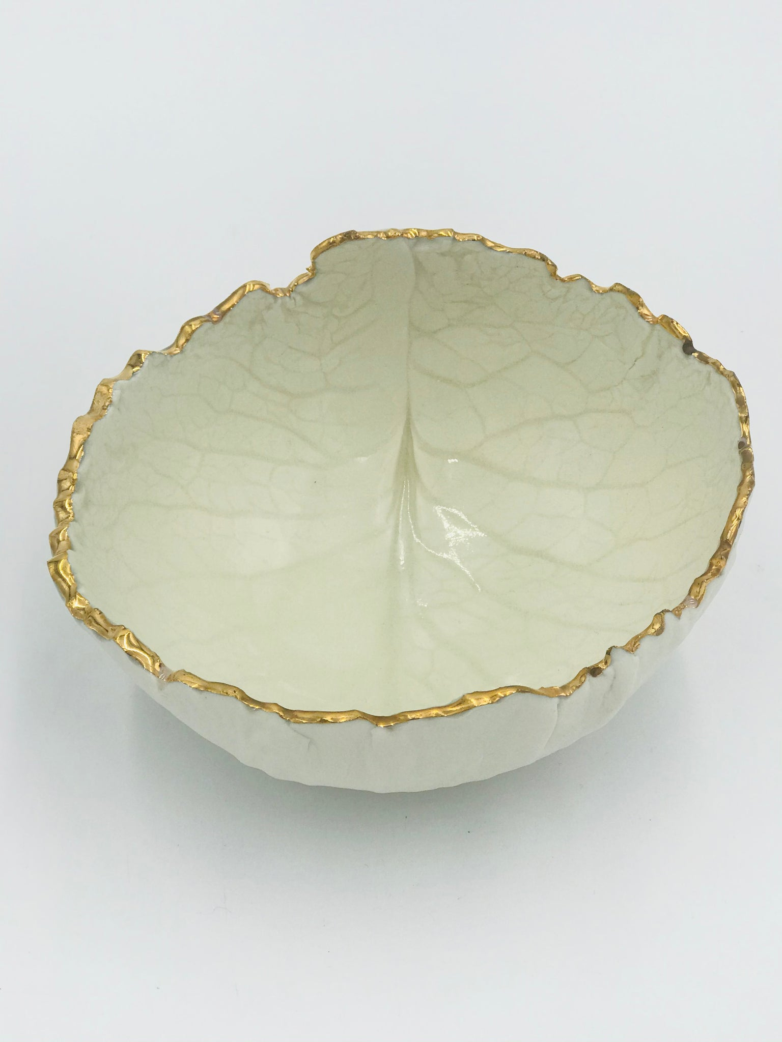 Porcelain Cabbage Bowl