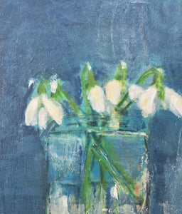 Winter Snowdrops - miniatures