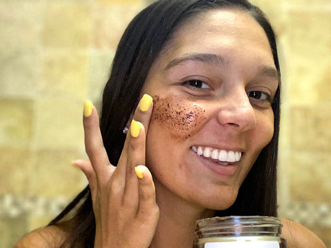 Radiate Face & Body Scrub Bianca