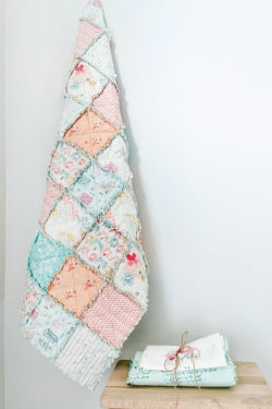 Rag Quilt by Quilter's Candy