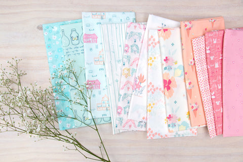 Daydream fabric collection