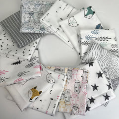 Pine Lullaby Rediscovered fat quarter bundle