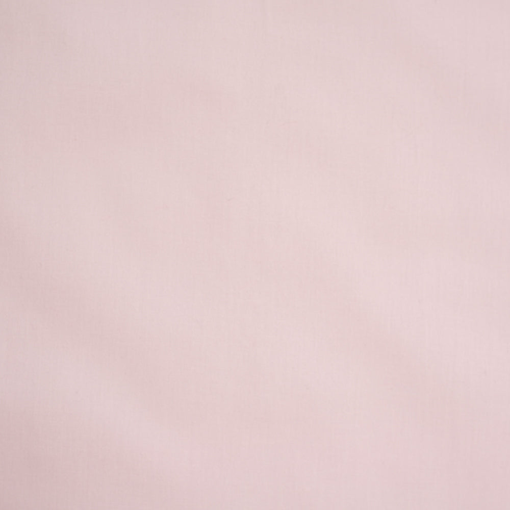 Blush Solid Cotton Fabric, Birch Organics