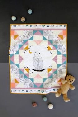 Pine Lullaby Rediscovered quilt