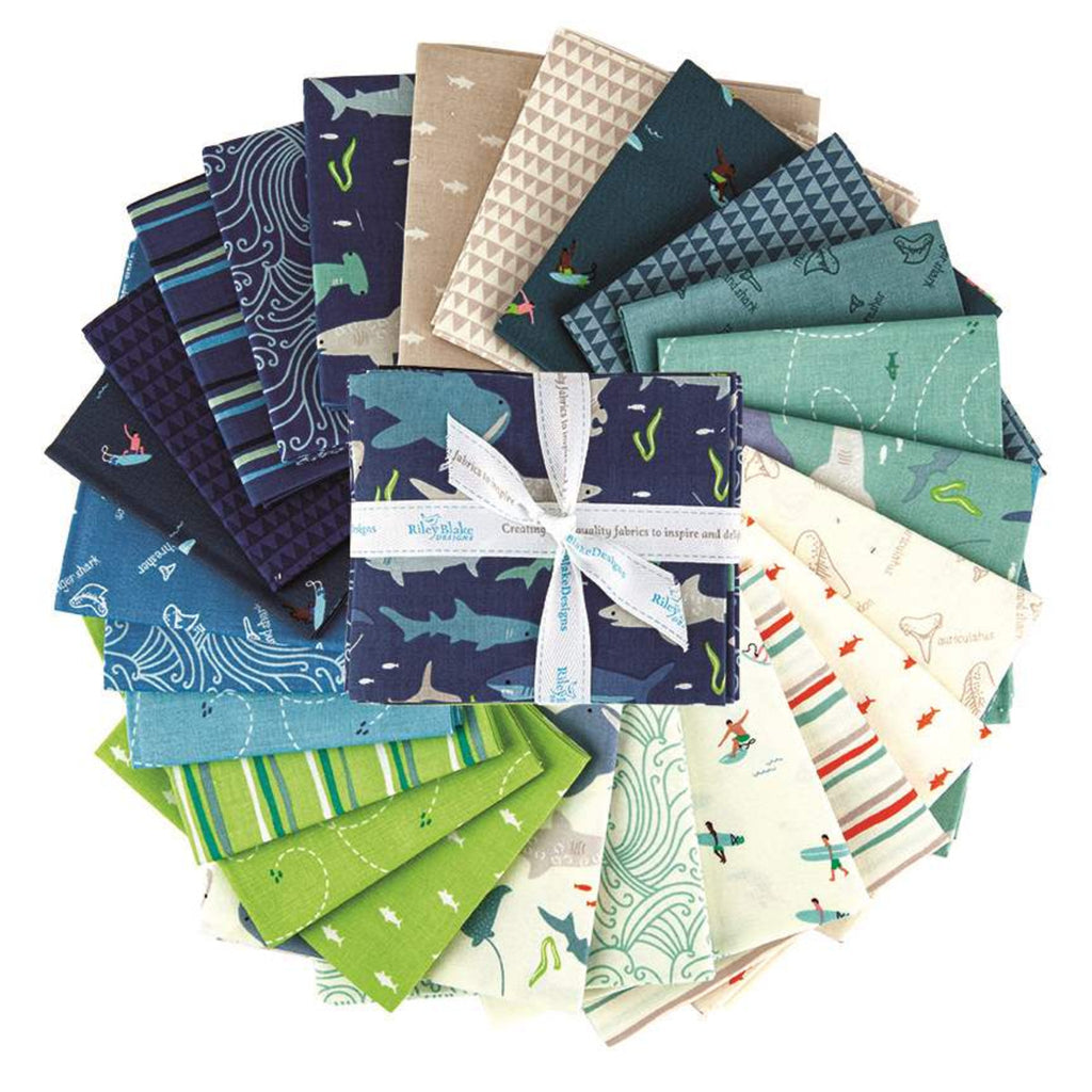 Riptide Fat Quarter bundle