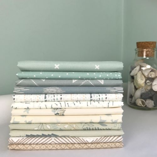 Serenity Fusion Fat Quarter bundle