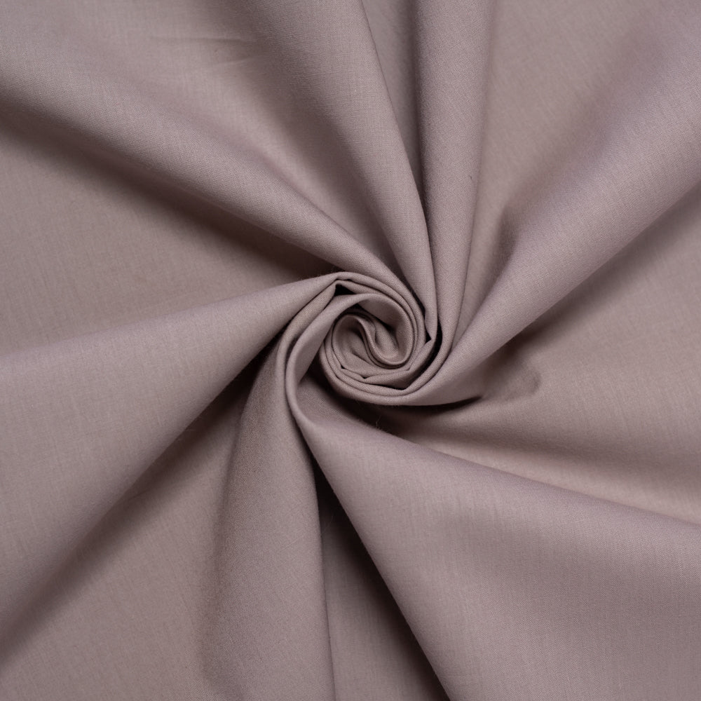 Shroom Solid Poplin from Birch Organics