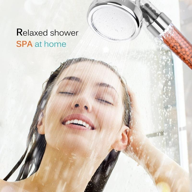 Normad™ Mineral Showerhead - shopnormad