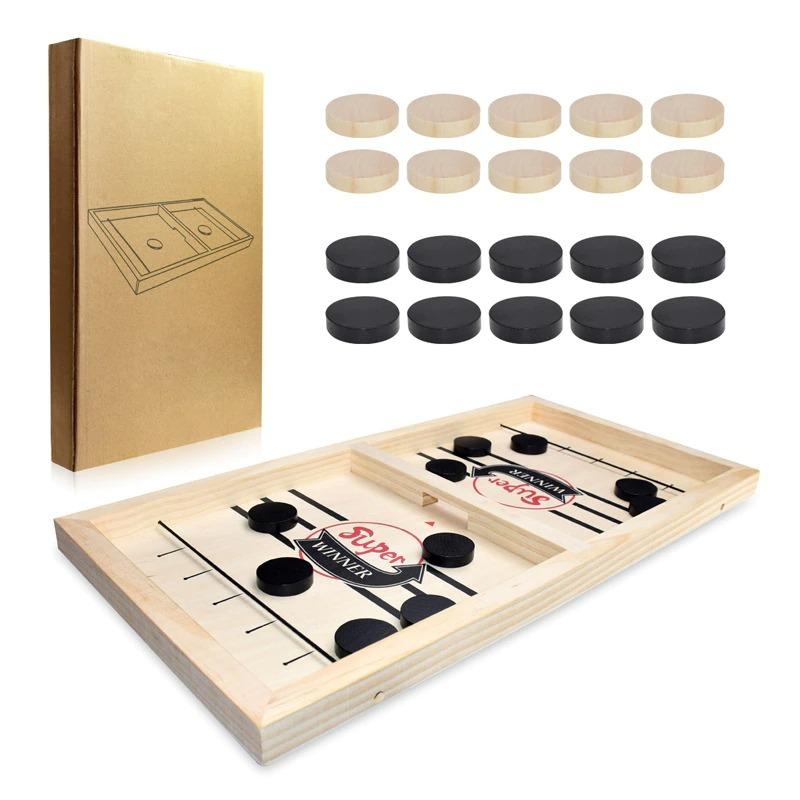 Table Hockey Board Game - shopnormad