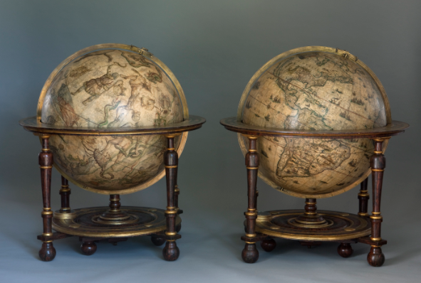 World's Foremost Globe Dealer at The Antiquarium