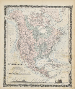 North America: Colton 1859