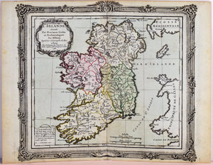L' Irelande: Brion c. 1770