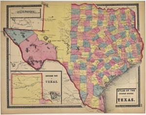 Texas: Stedman, Brown, & Lyon 1873