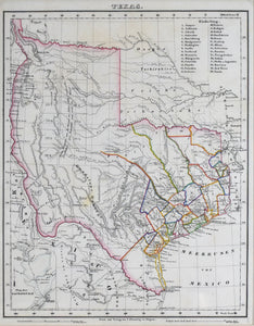 Republic of Texas: C. Flemming 1845