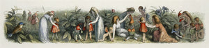 Dressing Baby Elves: Richard Doyle 1870