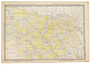 Eastern Texas: Rand, McNally & Co. 1881