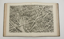 Load image into Gallery viewer, Plan De Paris (Plan Of Paris): Michel-Etienne Turgot 1739