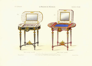 Tables: Guilmard 1850