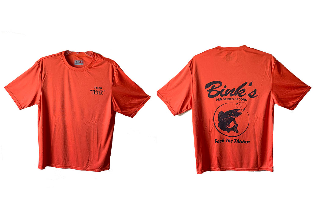Bink's Adult Cooling Performance Crew T-Shirt