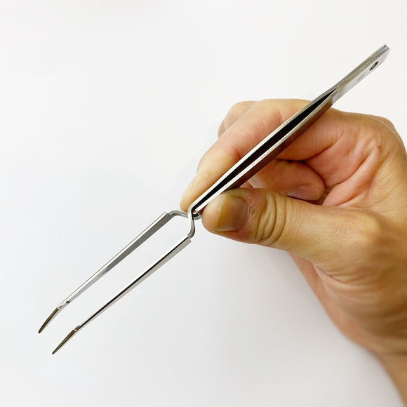 Japanese Reverse Action Tweezer Medical Grade