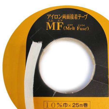 MF Iron-on double adhesive tape 10mmx 25m MF tape