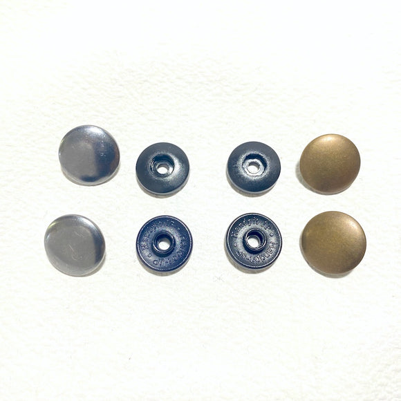 Ninja Buttons Easy Snap Fasteners 2 Sets