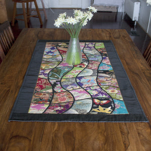 Table runner /Hanging Wall Tapestry Kit