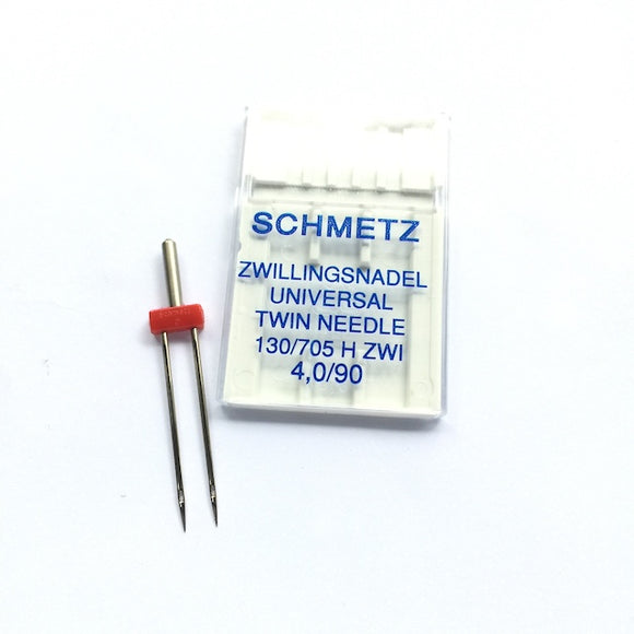 Universal Schmetz Twin/Double Needle 4mm wide
