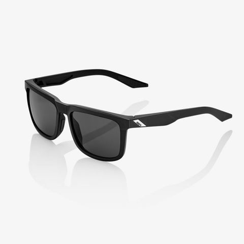 100% Blake Soft Tact Black Smoke Lens