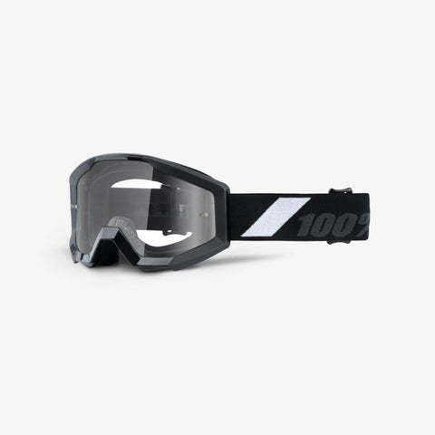 100% Strata Junior Goggle Goliath - Clear Lens