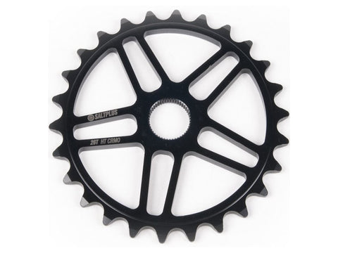 SaltPlus 5 Star 25t Sprocket Black Spline Drive
