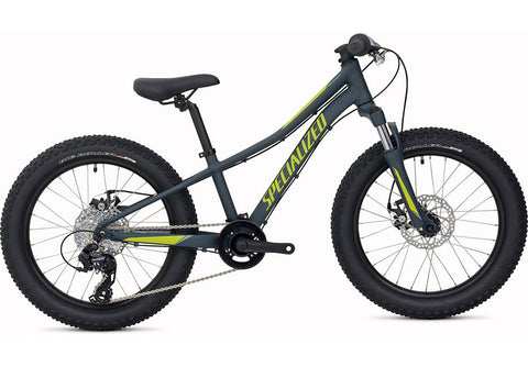2021 Specialized Riprock 20 Carbon Grey/Hyper/Cool Grey