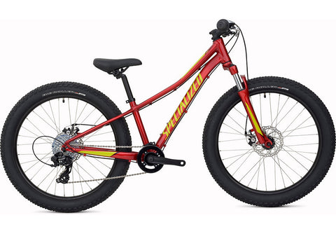 2021 Specialized Riprock 24 Candy Red/Hyper