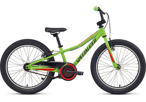 2021 Specialized Riprock Coaster 20 Monster Green/Nordic Red/Black