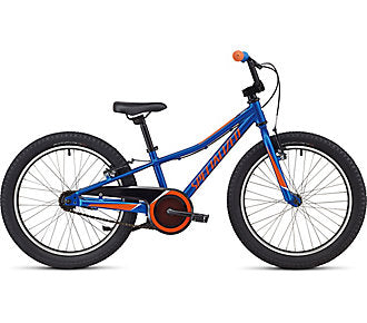 2021 Specialized Riprock Coaster 20 Royal Blue/Moto Orange/White