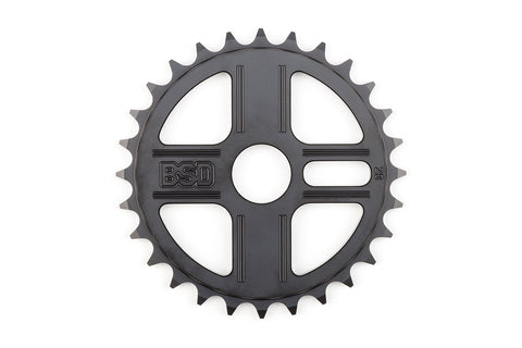 BSD Front Sprocket TBT 25T Black