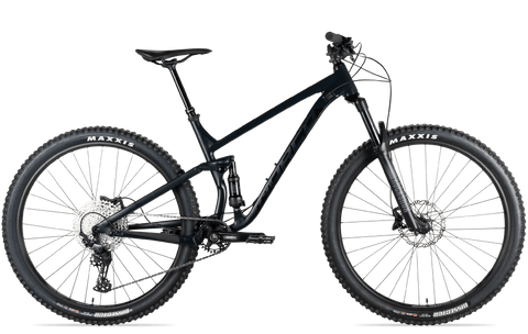 2021 Norco Fluid FS 2 (27) Blue Black / Black