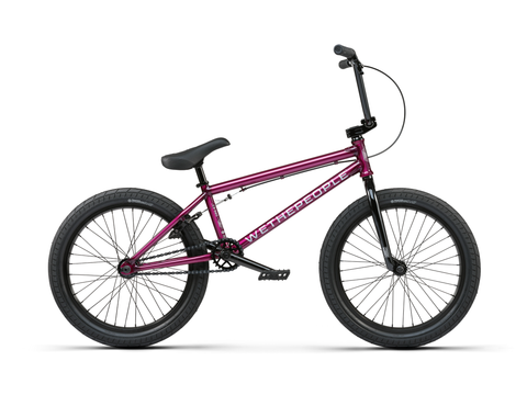 2021 WeThePeople CRS 20 Freecoaster 20.25TT Trans Berry