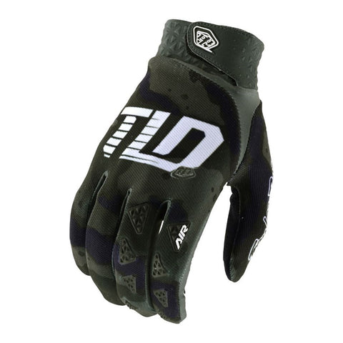 2021 TLD Air Glove Camo Green/Black
